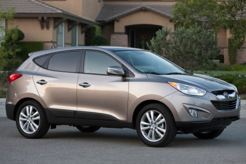 Used 2010 Hyundai Tucson Pricing For Sale Edmunds