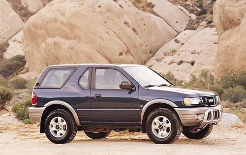 Used 2000 Isuzu Amigo Pricing For Sale Edmunds
