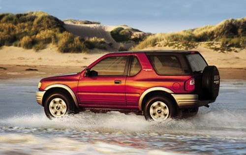 Used 2002 Isuzu Rodeo Sport Suv Pricing For Sale Edmunds