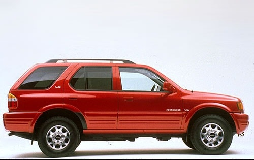 Used 1999 Isuzu Rodeo Pricing For Sale Edmunds