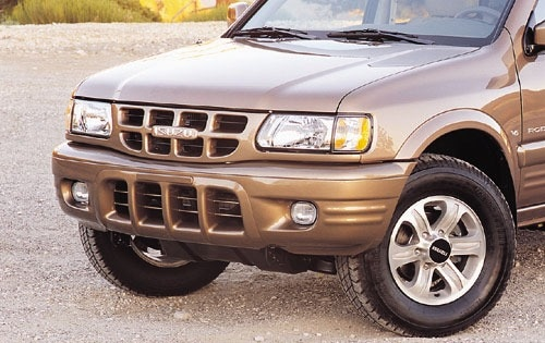 Used 2001 Isuzu Rodeo For Sale Pricing Amp Features Edmunds