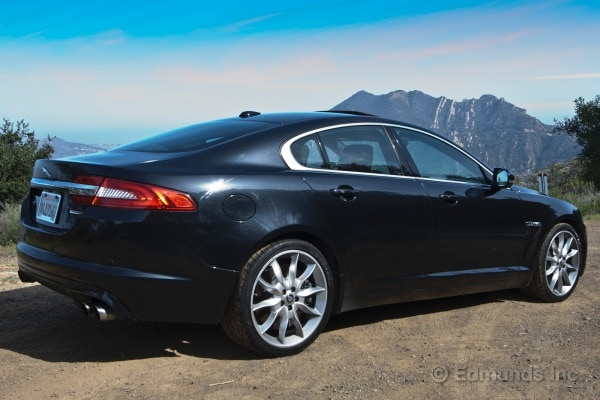 Fuel Economy Update For April 2012 Jaguar Xf Long Term