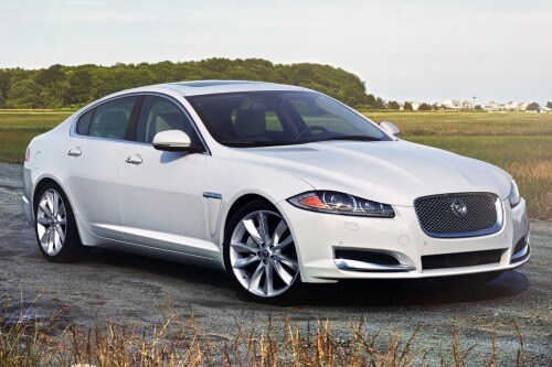 2015 Jaguar Xf Review Amp Ratings Edmunds