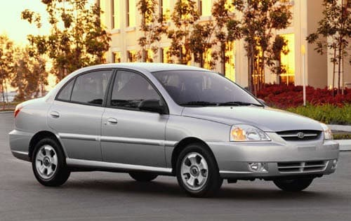 Used 2004 Kia Rio Pricing For Sale Edmunds
