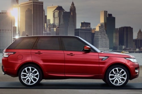 2015 Land Rover Range Rover Sport Review Amp Ratings Edmunds