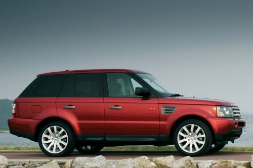 Used 2007 Land Rover Range Rover Suv Pricing For Sale