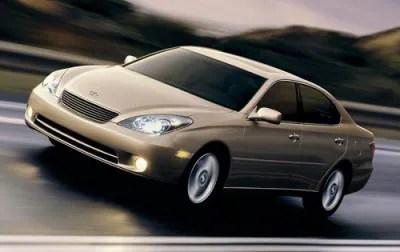 Used 2005 Lexus Es 330 Mpg Amp Gas Mileage Data Edmunds