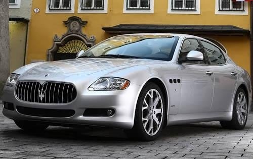 Used 2009 Maserati Quattroporte Pricing For Sale Edmunds