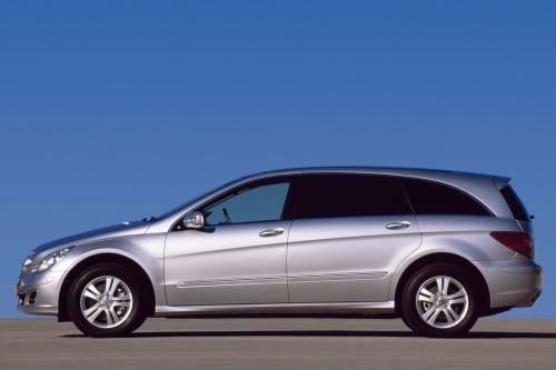 Used 2007 Mercedes Benz R Class Wagon Pricing For Sale
