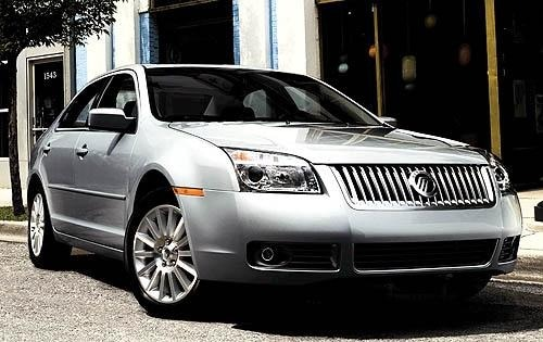 Used 2009 Mercury Milan Pricing For Sale Edmunds