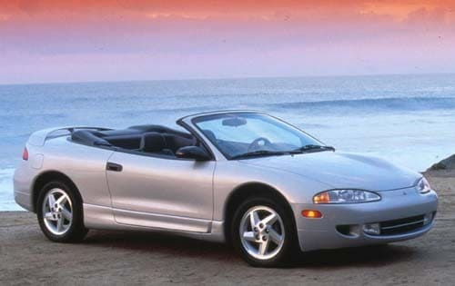 Used 1996 Mitsubishi Eclipse Spyder Pricing For Sale