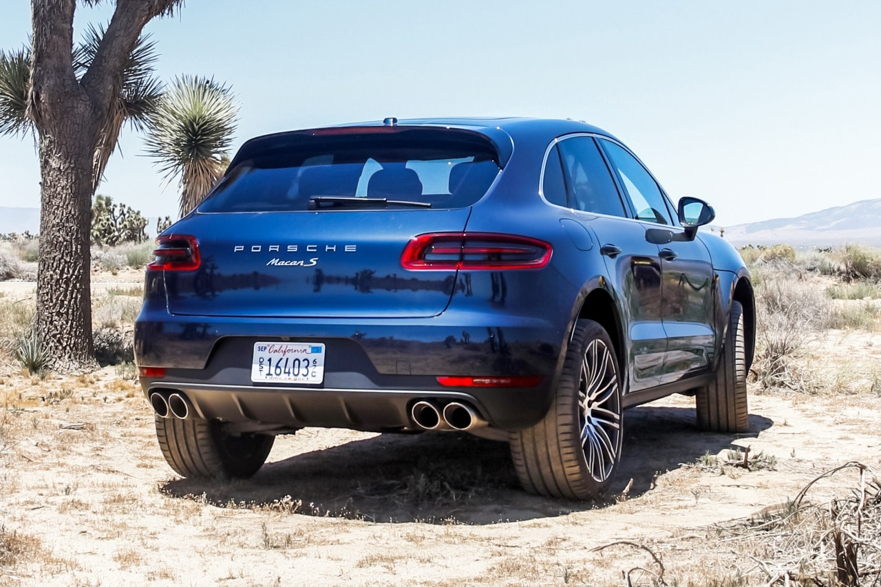 Used 2017 Porsche Macan Suv Pricing For Sale Edmunds