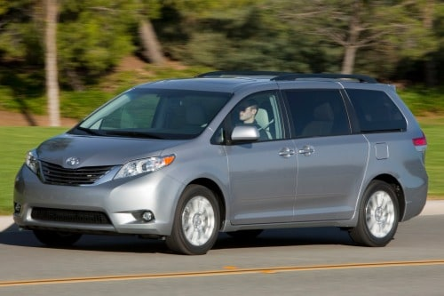 Used 2012 Toyota Sienna For Sale Pricing Amp Features