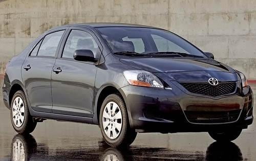 Used 2010 Toyota Yaris Sedan Pricing For Sale Edmunds
