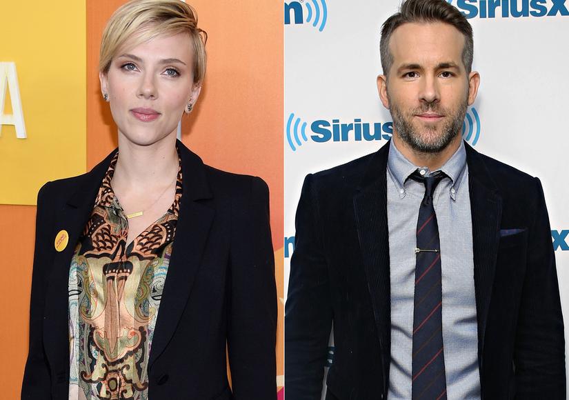 Is This Why Scarlett Johansson and Ryan Reynolds Split ...