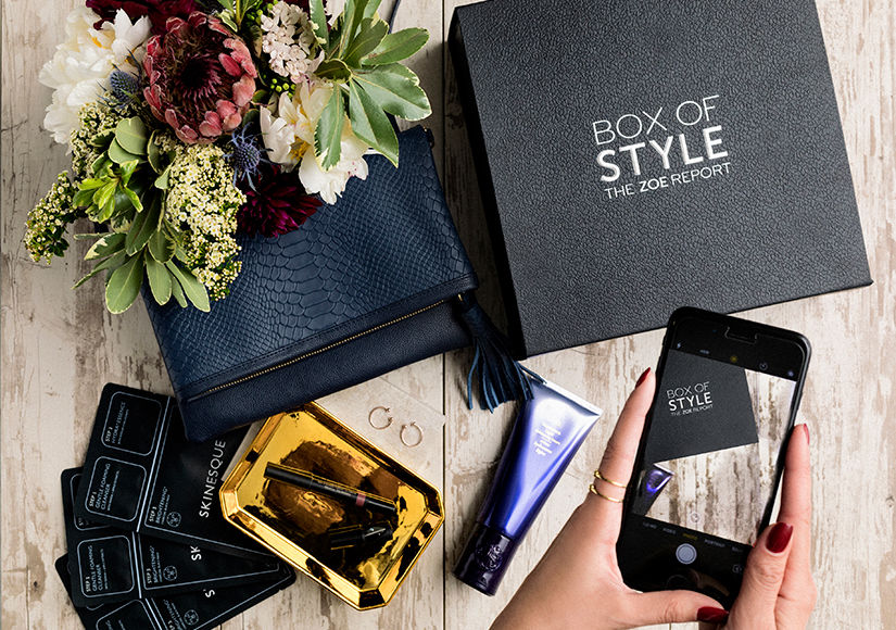 Win It! A Fall 2017 Box of Style Curated by Rachel Zoe ...