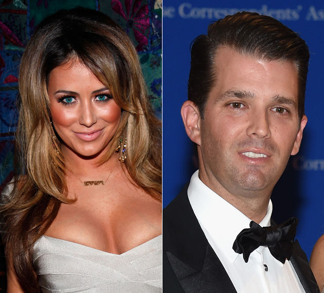 Secret Makeouts   Spanx Ripping  Aubrey O Day Details Relationship     Secret Makeouts   Spanx Ripping  Aubrey O Day Details Relationship with  Unnamed Star     Is She Talking About Donald Trump Jr