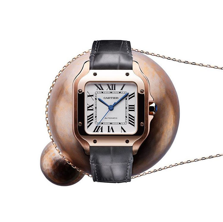 Mr Porter to launch Cartier Watches in April   News   Retail   958396  Photo  Cartier