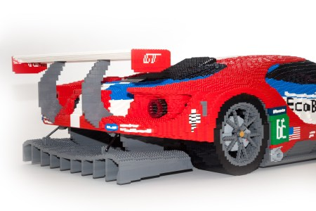 Custom Lego R C Ford Mustang Gt  H By Sariel Source  C B Le Lego Hd Image Full Wallpapers