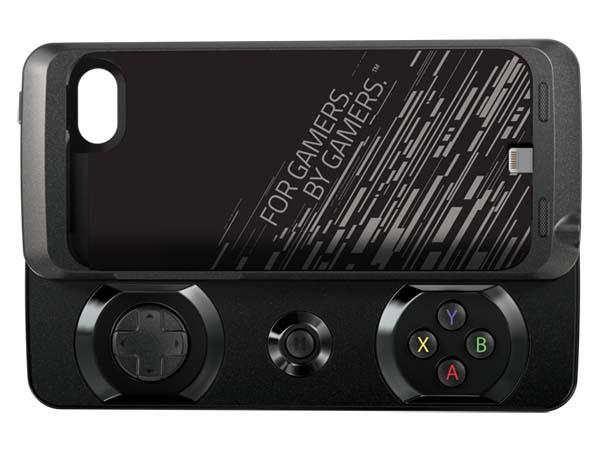 Razer Junglecat Iphone 5s Case With Slide Out Game