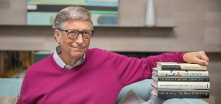 5 Summer Books And Other Things To Do At Home | Bill Gates