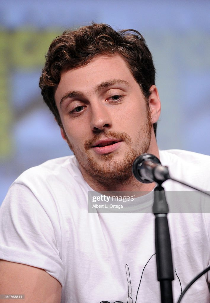 Aaron Johnson Actor Stock Photos and Pictures | Getty Images