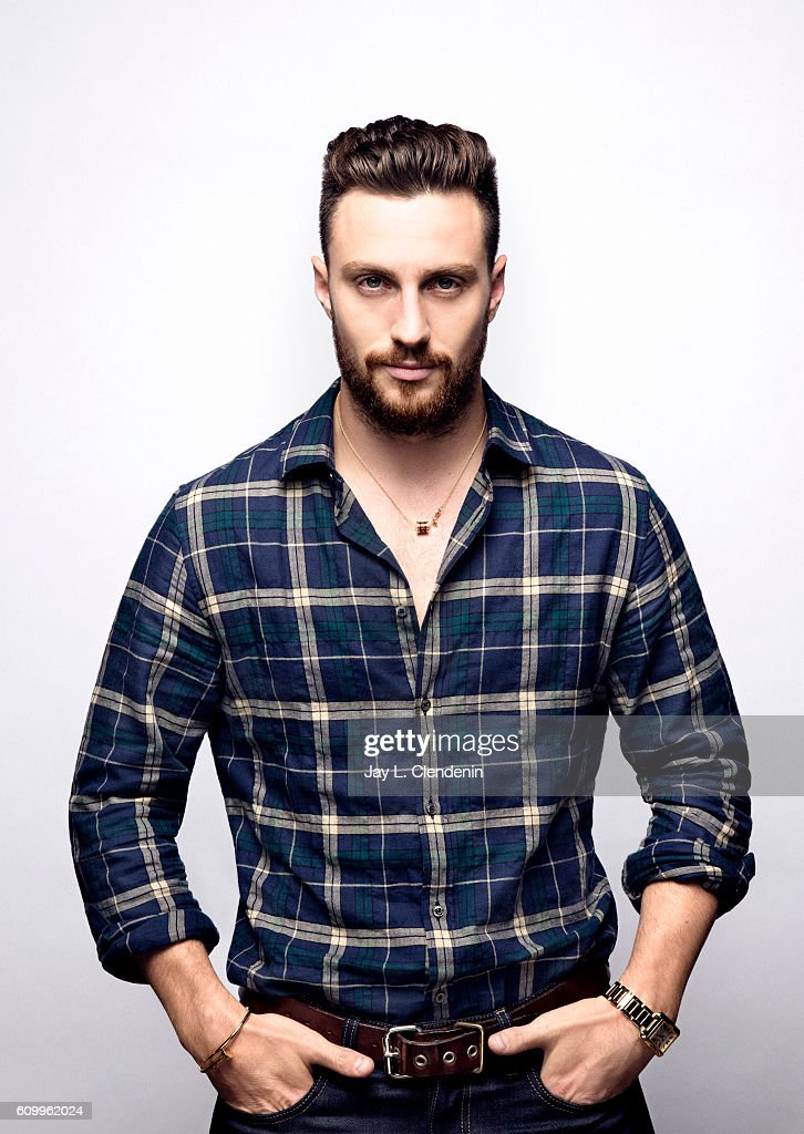 Aaron Taylor Johnson Stock Photos and Pictures | Getty Images