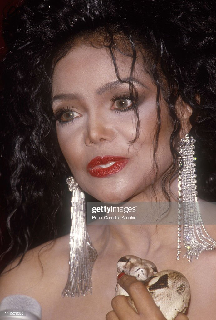 La Toya Jackson 1989 Stock Photos and Pictures | Getty Images