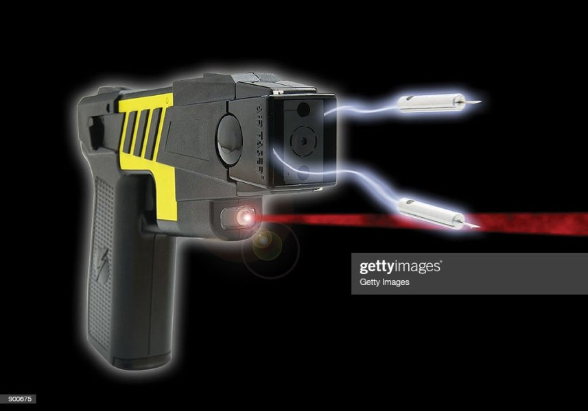 Stun Guns To Be Placed In United Airlines Cockpits Pictures   Getty     Stun Guns To Be Placed In United Airlines Cockpits