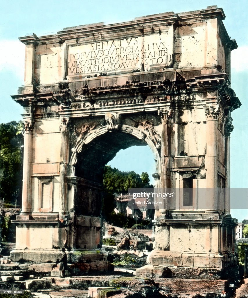 60 Top Arch Of Titus Pictures, Photos, & Images - Getty Images