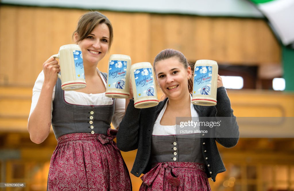Presentation of the official Wiesn Ma    krugs 2018  Pictures   Getty     The Oktoberfest 2018 will take place from September 22nd to October 7th in  the crossbow marquee
