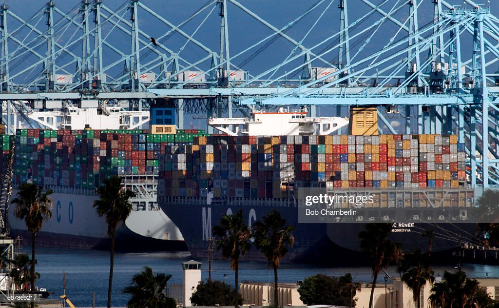 Pier San Pedro Los Angeles