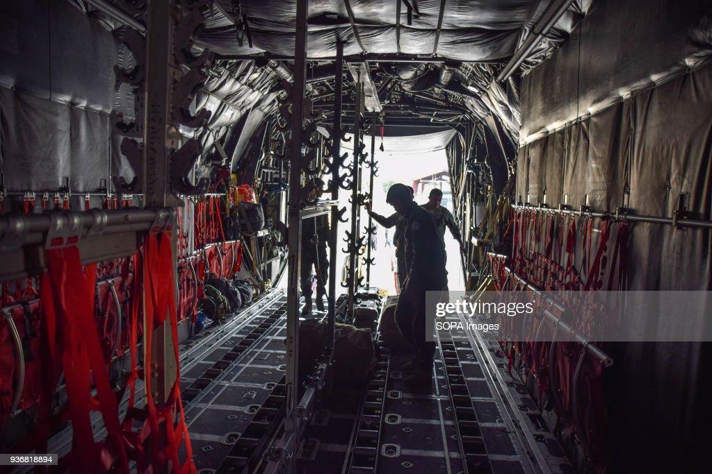 U S Military Cargo Planes