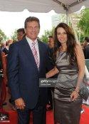 Joe Theismann and Robin Theismann attends the 2011 New ...