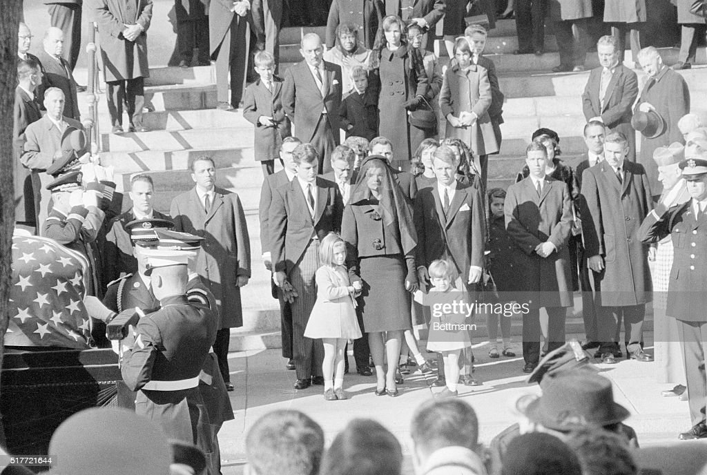 Kennedy Funeral Jr John