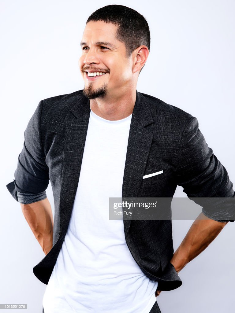 J  D  Pardo Stock Photos and Pictures   Getty Images J D Pardo of FX s  Mayans MC  poses for a portrait during the 2018 Summer