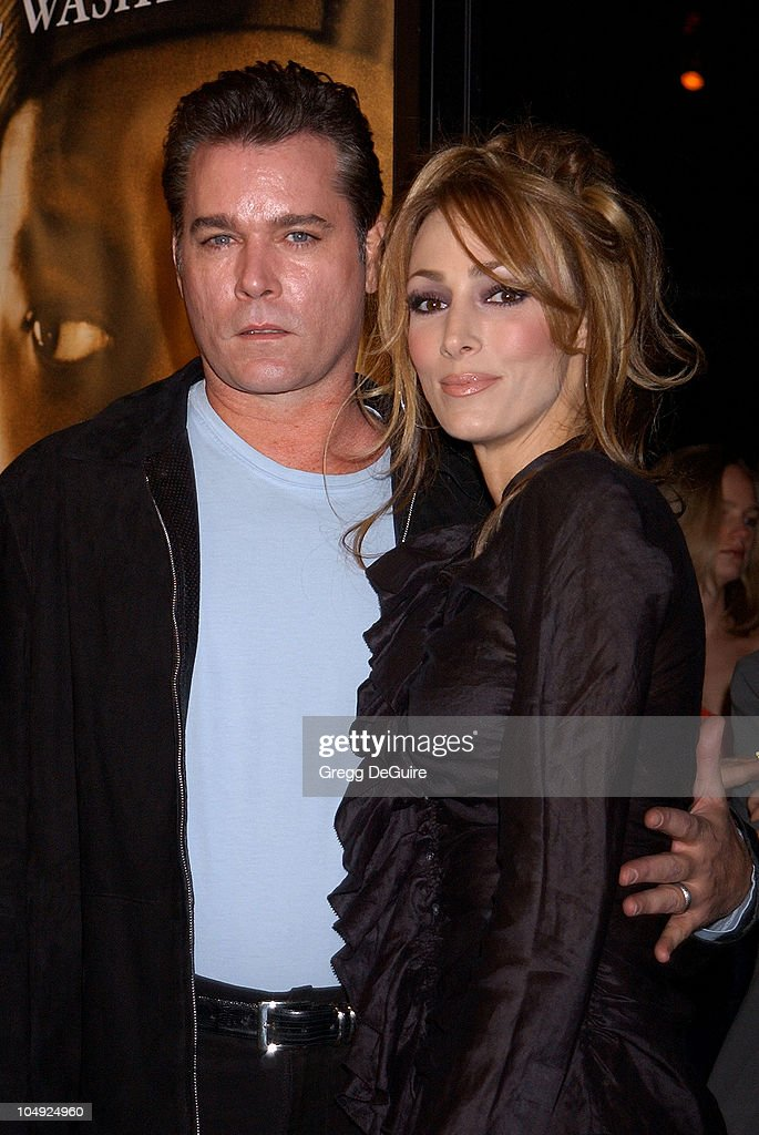 And Wife Ray His Liotta