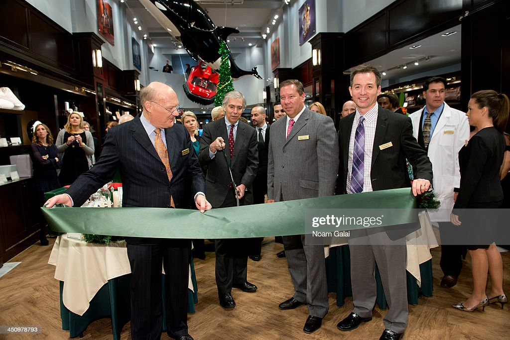 Rick Macarthur Stock Photos and Pictures   Getty Images Rich Tinberg Rick MacArthur Robert Bohlin and Fred Berns attend the  reopening of the Hammacher Schlemmer