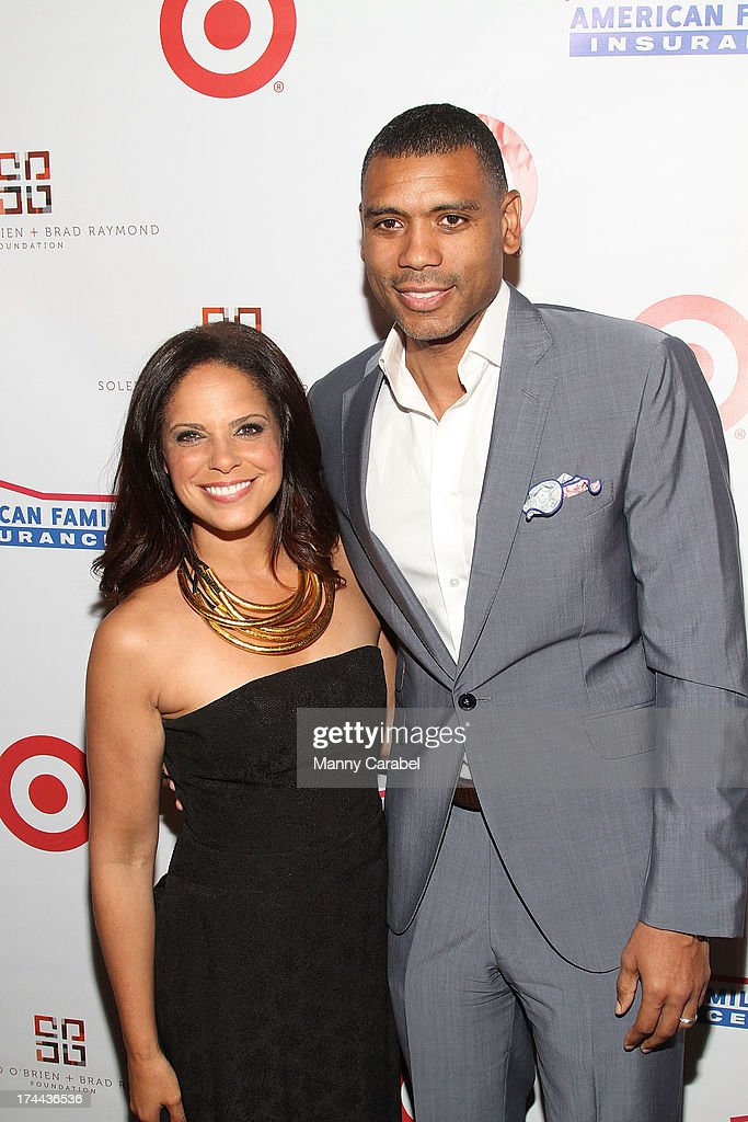 Soledad Obrien S Husband White
