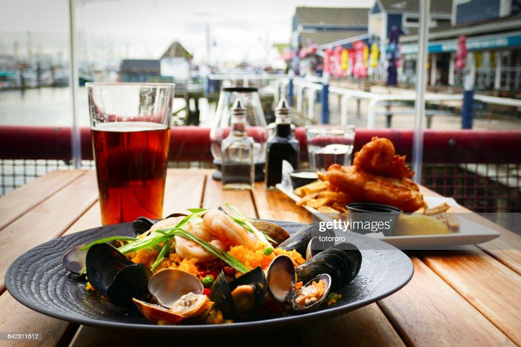 Wharf Seafood Best Fishermans