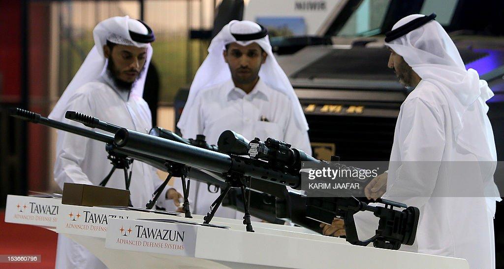 Capital Qatar Security Equipment