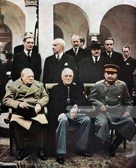 Yalta And Potsdam Conferences 1945 Hd Images Wallpaper For