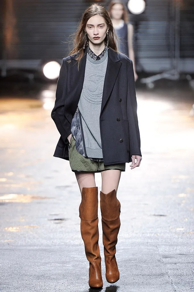 How to Wear Over-the-Knee and Knee-High Boots | Glamour