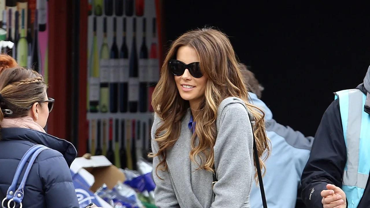 Kim Kardashian Light Brown Hair
