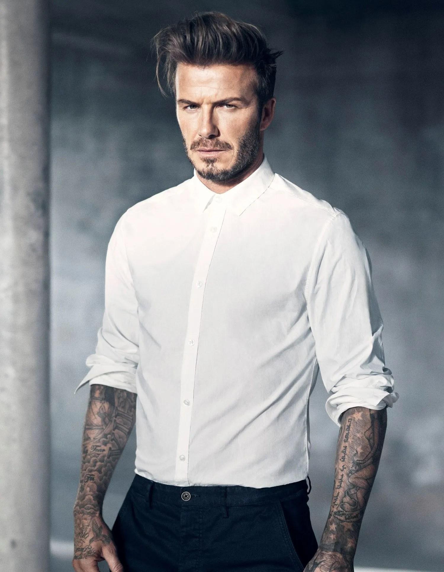 H&M and David Beckham Collaboration News: Modern ...