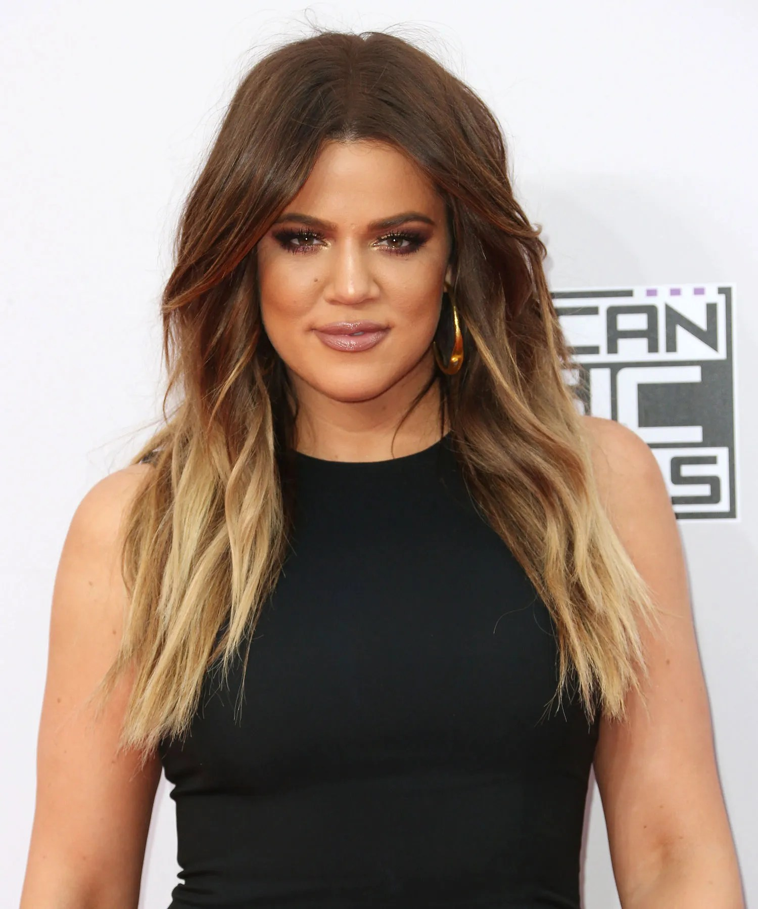 Khloe Kardashian Light Brown Hair