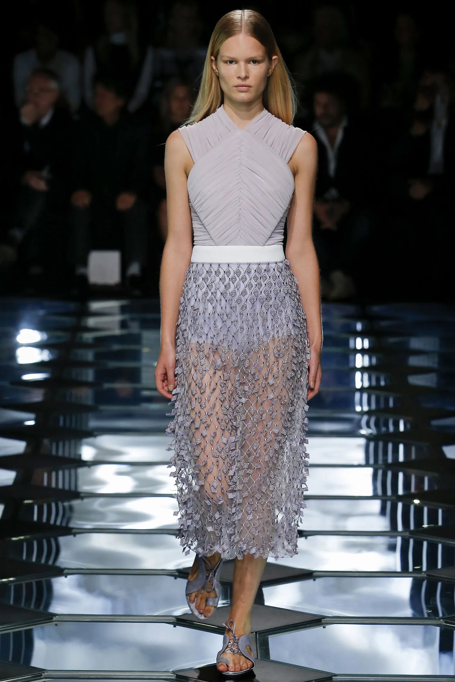 Spring 2015 Fashion Trend Sheer Ruled The Runways At