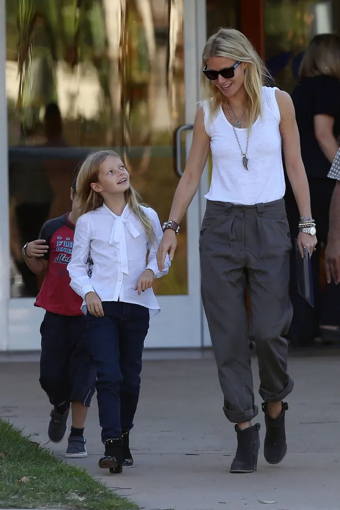 The Top 25 Most Stylish Celebrity Moms (Just in Time for ...