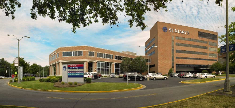 St. Mary's Medical Center and... - St. Mary's Medical ...