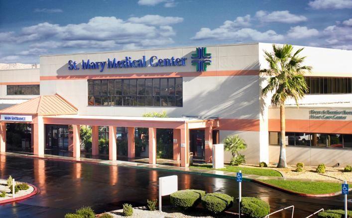 St. Mary Medical Center... - St. Joseph Health System ...